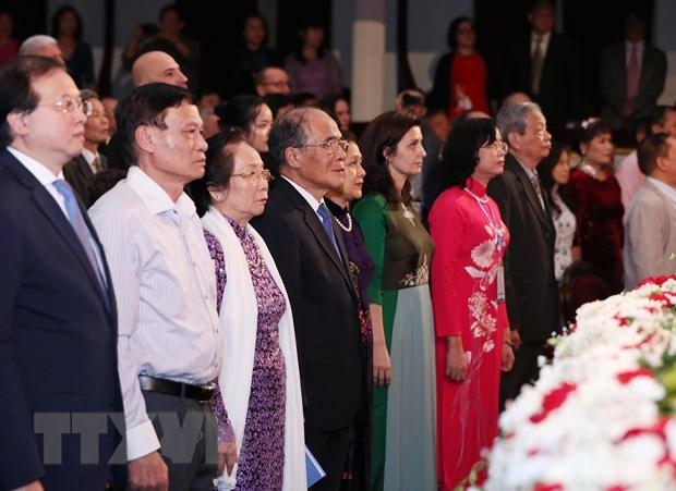 Vietnam - Bulgaria diplomatic ties marked in Hanoi hinh anh 1