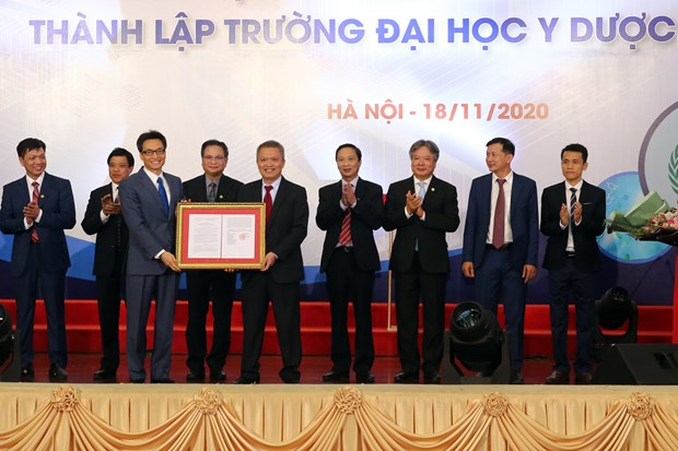 University of Medicine and Pharmacy established hinh anh 1