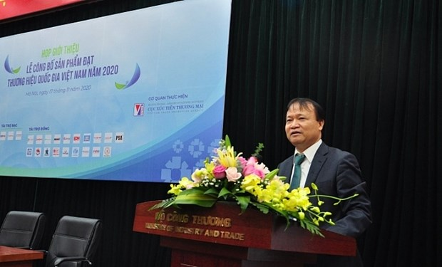 Firms to be honoured as national brands hinh anh 1