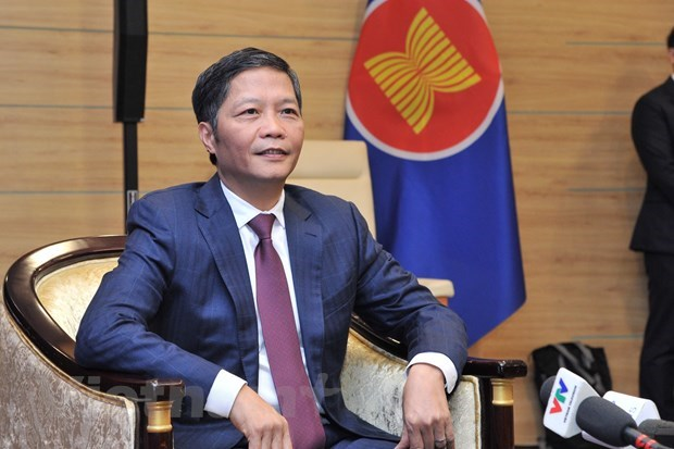 RCEP offers an ideal economic model: MoIT Minister hinh anh 1
