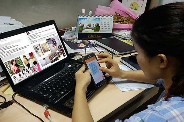 Tax from e-commerce activities increases hinh anh 1
