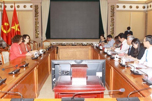 HCM City looks to expand cooperation with WB hinh anh 1