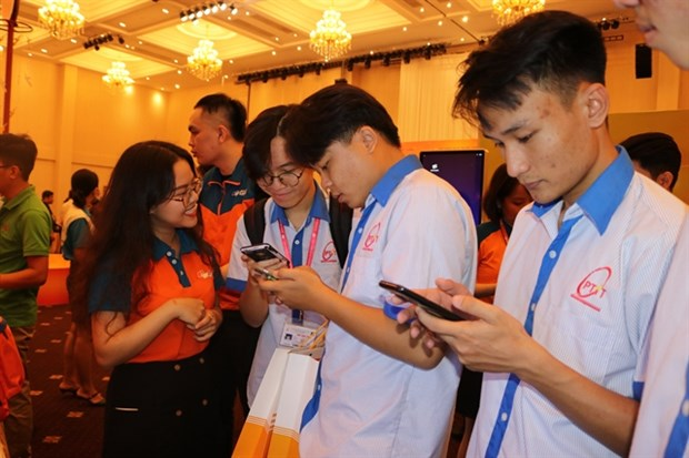 Conferences for IT enterprises kicks off in HCM City hinh anh 1