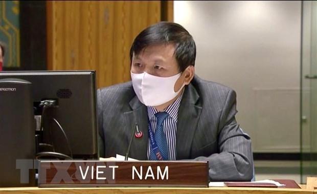 Vietnam hopes for soon resumption of Israel-Palestine talks hinh anh 1