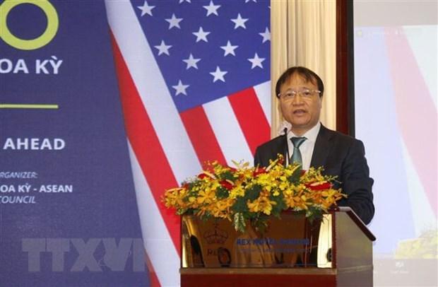 Vietnam, US eye stronger trade ties hinh anh 1