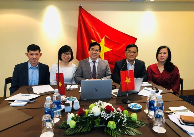 Vietnam shares experience in combating COVID-19 hinh anh 1