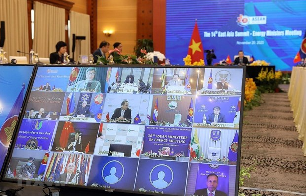 EAS countries seek result-oriented energy policy for economic recovery hinh anh 1
