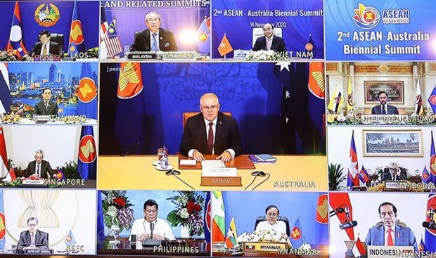 Australian Ambassador lauds Vietnam's chairing 37th ASEAN Summit and Related Summits hinh anh 1