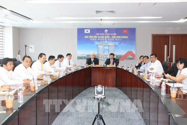 Binh Duong looks to attract more investment from RoK hinh anh 1