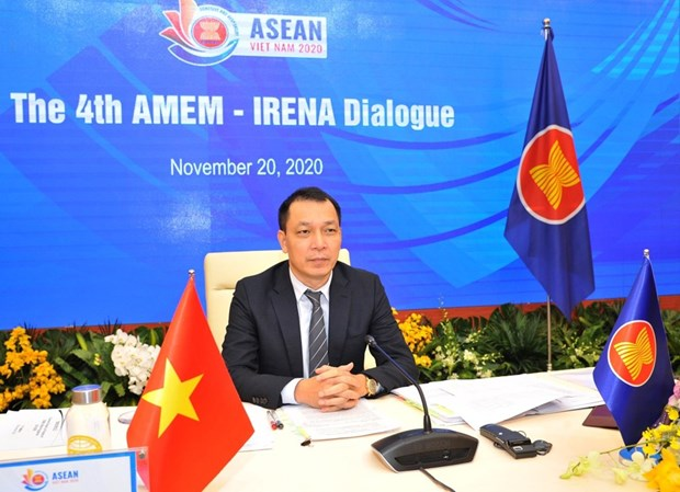 ASEAN transitioning towards sustainable energy hinh anh 1
