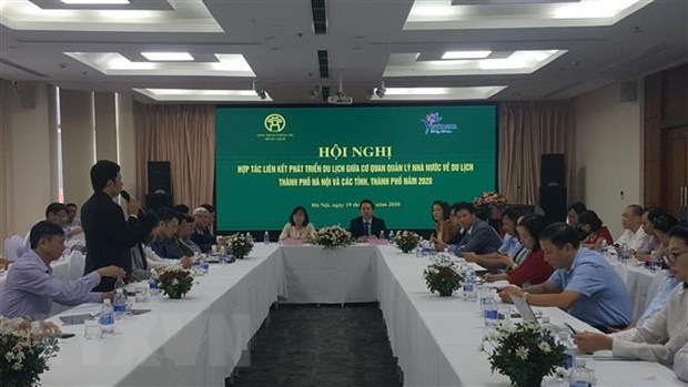 Hanoi shines in creating regional tourism links hinh anh 1