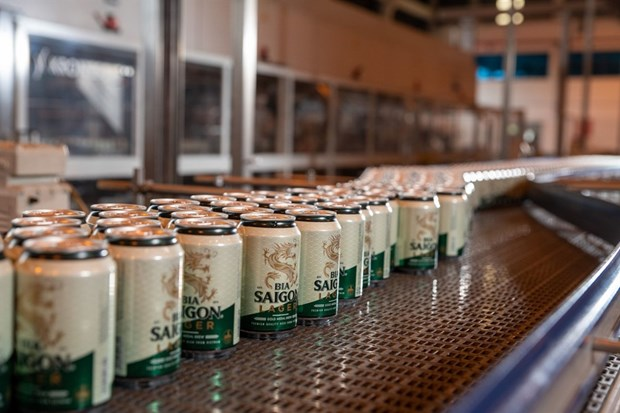 Vietnam's largest brewery firm to pay cash dividend hinh anh 1