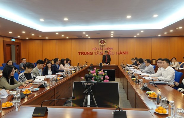 Seminar talks risk management of foreign loans, government guarantees hinh anh 1