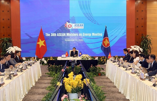 Phase II of ASEAN Plan of Action for Energy Cooperation adopted hinh anh 1