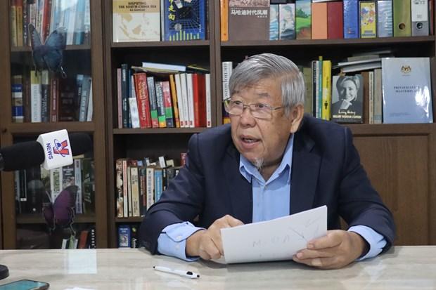 Malaysian expert advises APEC economies to propel CPTPP hinh anh 1