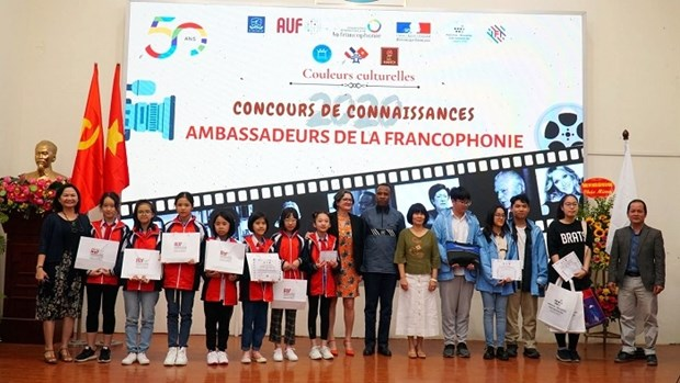 Logo design contest launched to mark 25th anniversary of Wallonia-Brussels Delegation in Vietnam hinh anh 1