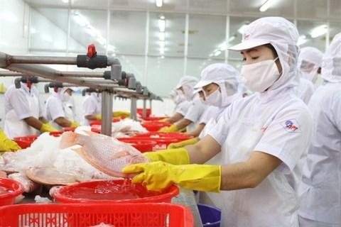 Businesses prepare for Tet, to ensure sufficient supply hinh anh 1