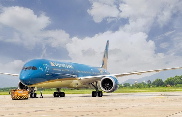 Vietnam Airlines ranked top of healthiest national brands hinh anh 1