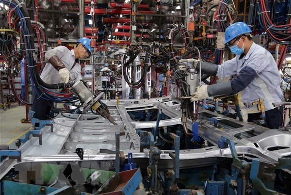 Vietnam posts 7.26 percent credit growth so far this year hinh anh 1