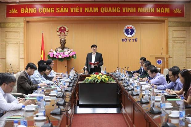 Health Minister requests faster testing of COVID-19 hinh anh 1