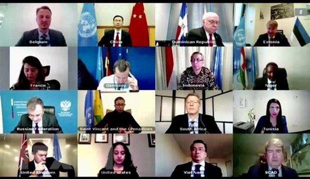 International cooperation vital to terrorism fight: Vietnamese diplomat hinh anh 1