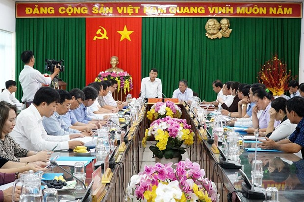 VNA to step up communications cooperation with Tra Vinh province hinh anh 1