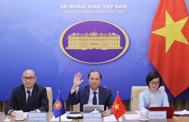 ASEAN cooperation in 2020 lays foundation for next stage: Vietnamese diplomat hinh anh 1