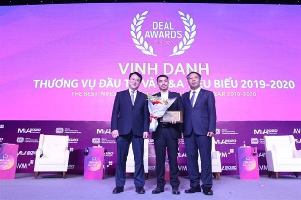 Masan Group tops list of enterprises in M&A deals in 2019-20 hinh anh 1