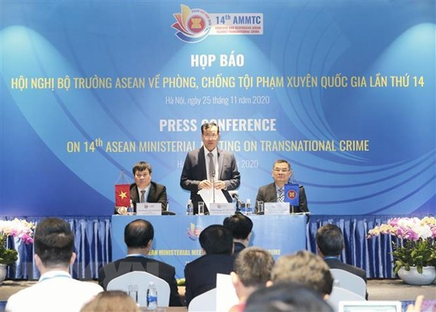 Ministry of Public Security to host ASEAN meeting on transnational crime hinh anh 1