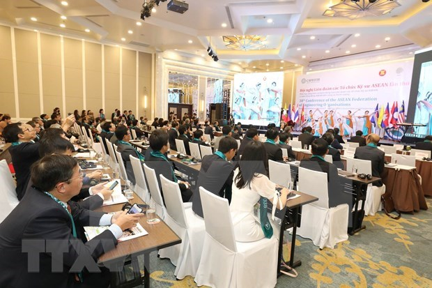 ASEAN Federation of Engineering Organisations convenes 38th conference hinh anh 1