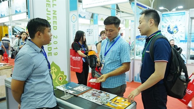 Chinese trade fair to take place in HCM City next month hinh anh 1