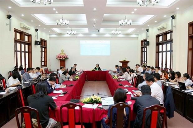 Experts discuss Vietnam's digital economic development post-COVID-19 hinh anh 1