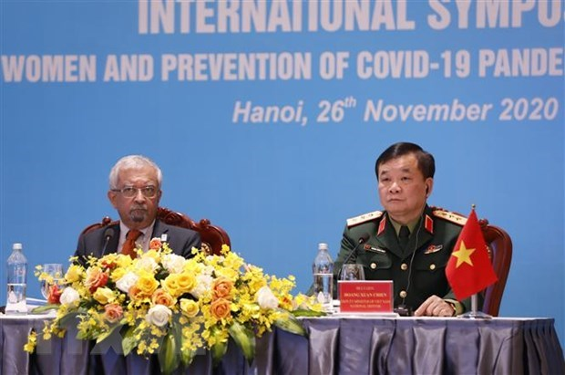 Conference promotes women's role in UN peacekeeping operations hinh anh 1