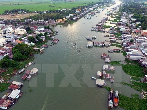 Ministry seeks ideas on Mekong Delta master plan hinh anh 1