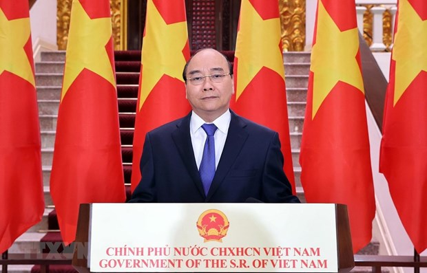 Prime Minister: ASEAN- China ties keep positive growth hinh anh 1