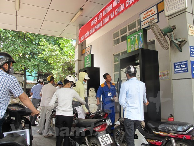 Petrol prices rise in latest adjustment hinh anh 1