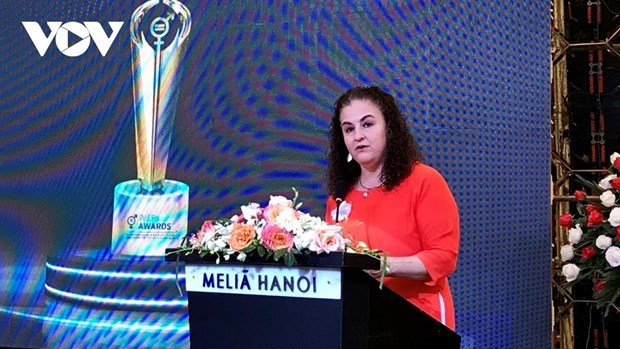 Five Vietnamese enterprises to compete at Asia-Pacific WEPs Awards hinh anh 1
