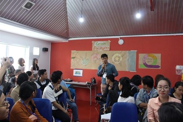 UNDP helps Da Nang build circular economy hub hinh anh 1
