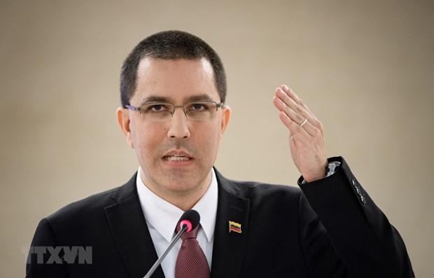 Venezuela reiterates wish to join ASEAN cooperation treaty hinh anh 1