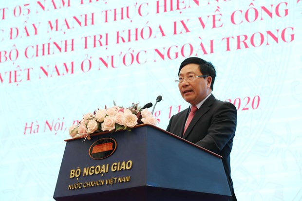 Overseas Vietnamese a key part of nation hinh anh 1