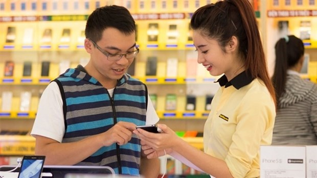 Foreign fund continuously divests from Mobile World hinh anh 1