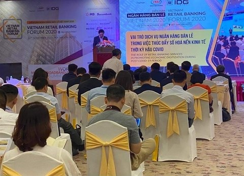 COVID-19 accelerates banking digitisation: seminar hinh anh 1