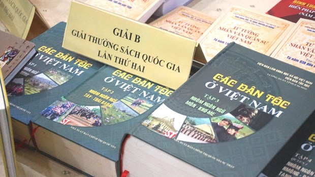 Second edition of book series on Vietnam's ethnic groups launched hinh anh 1