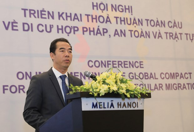 Vietnam fulfilling commitments on ensuring safe migration: Conference hinh anh 1