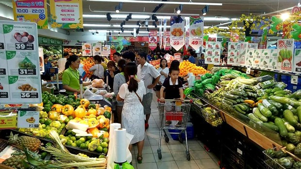 HCM City's CPI inches up 0.06 percent in November hinh anh 1