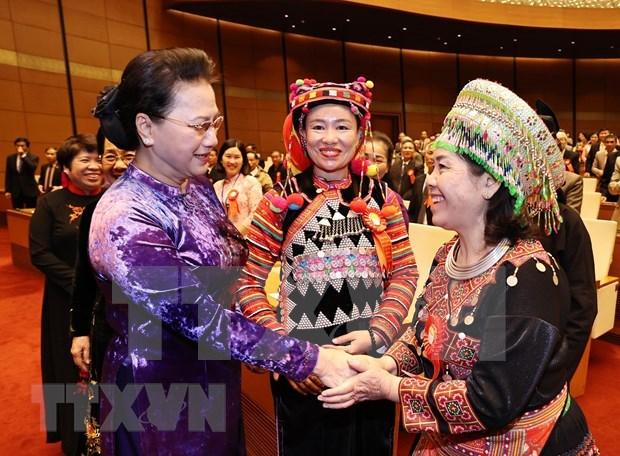 Good learning models should be replicated: Top legislator hinh anh 1
