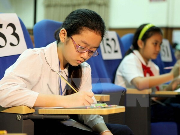 Vietnam ranks first in SEA in primary student learning outcomes hinh anh 1