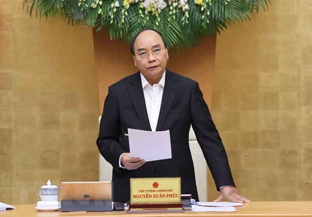 Vietnam's economy – a bright spot in volatile world: gov't meeting hinh anh 1