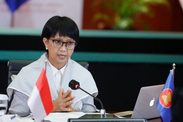 Indonesia urges EU to accord fair treatment to palm oil hinh anh 1