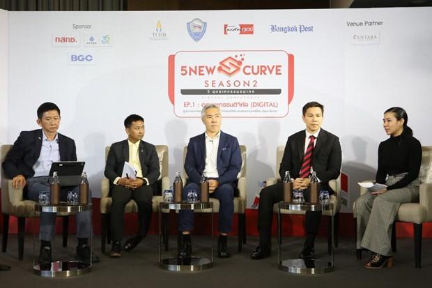 Thailand unveils digital roadmap hinh anh 1